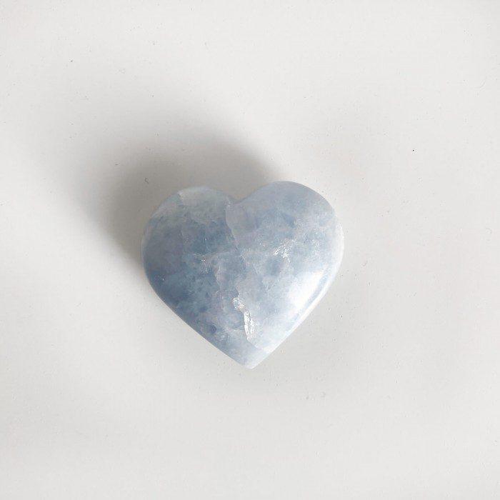 corazón de calcita mediano 1