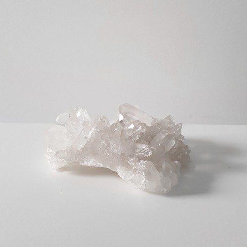 drusa de cuarzo cristal extra 1