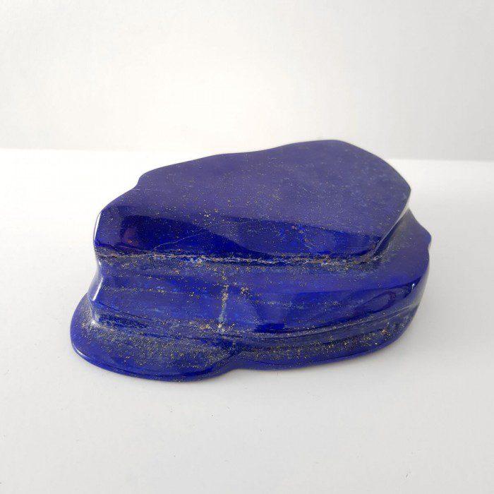 Monolito de lapislázuli apaisado
