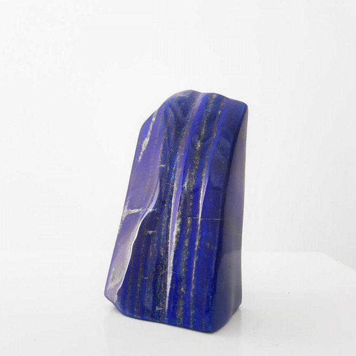 monolito de lapislázuli vertical