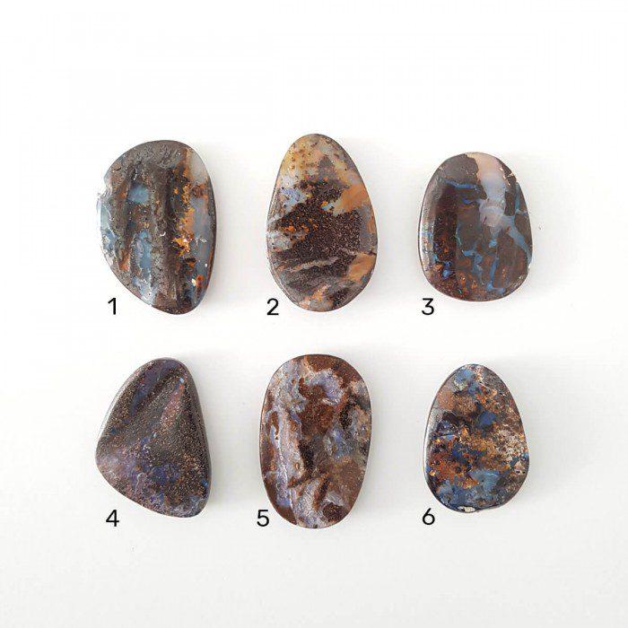 opalo australiano boulder