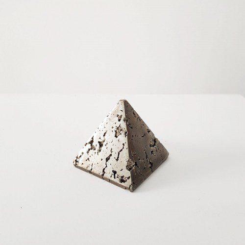 pirámide de pirita