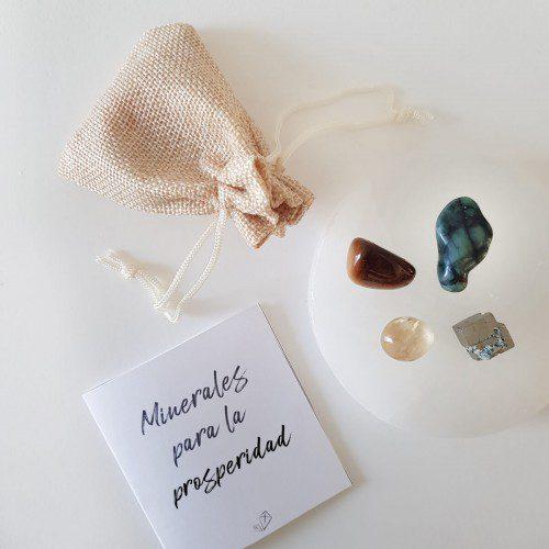 Minerales para la prosperidad