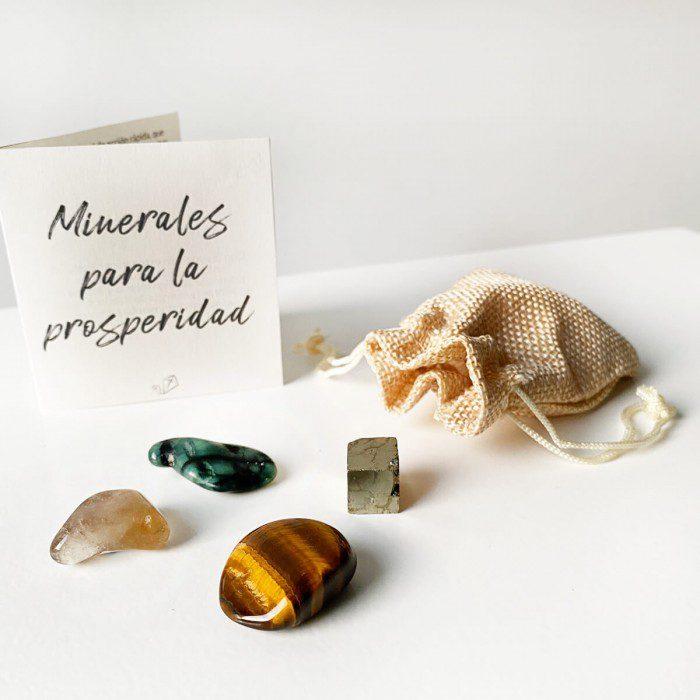 pack minerales prosperidad pequeño