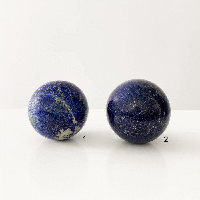 esfera grande de lapislázuli