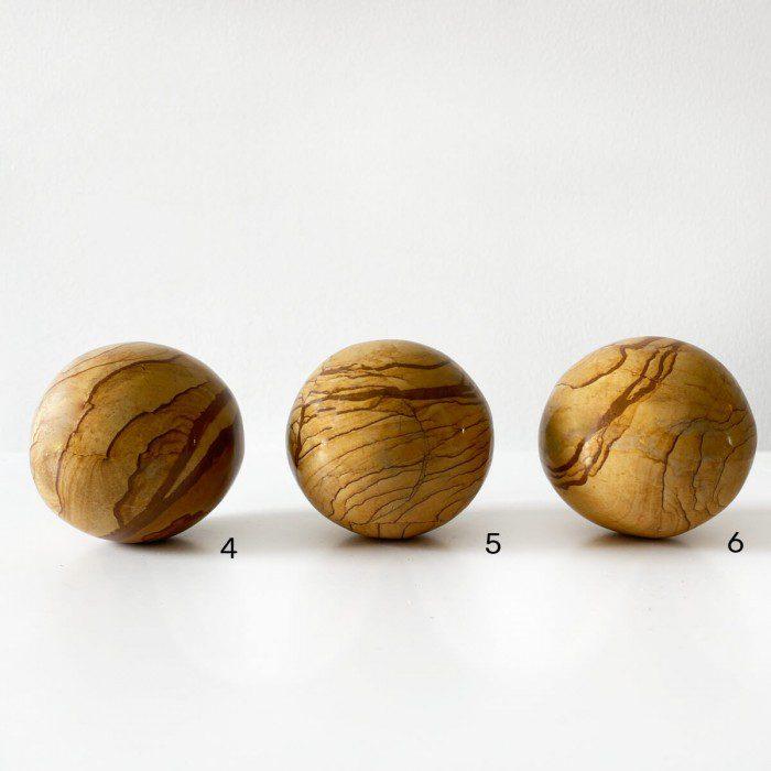 esfera jaspe paisina mediano 2