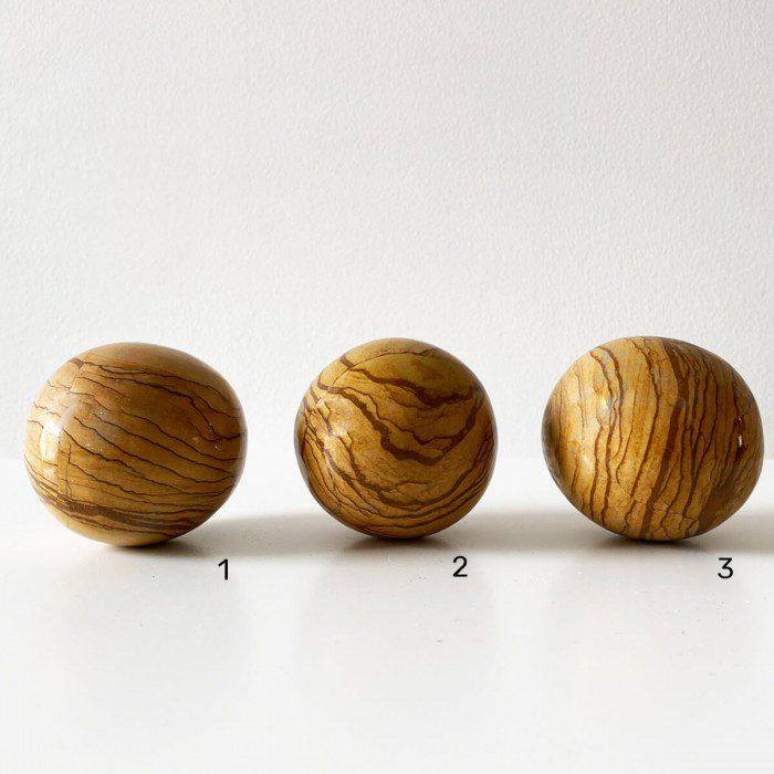 esfera jaspe paisina mediano