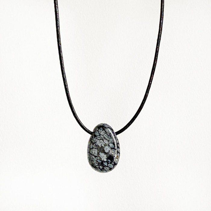 colgante de obsidiana nevada