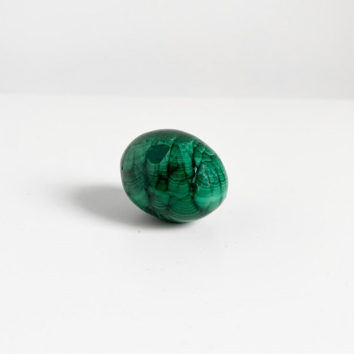 huevo mediano de malaquita