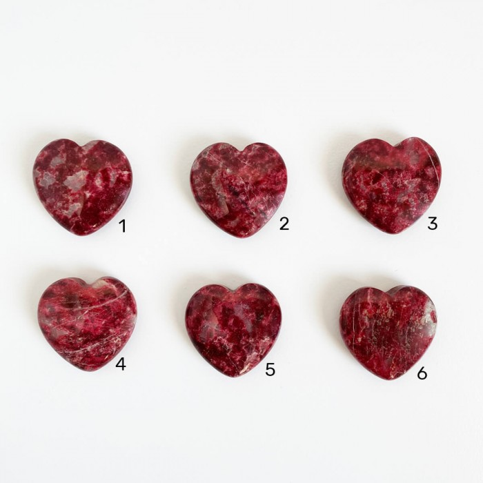 corazones de tulitas