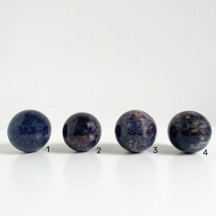 esferas de iolita 1