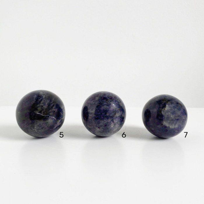 esferas de iolita 2