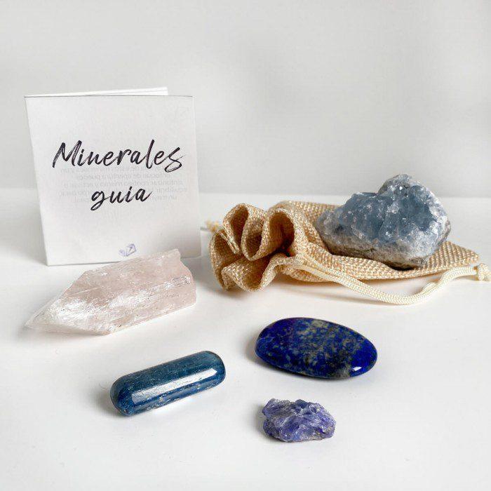 minerales espiritualidad
