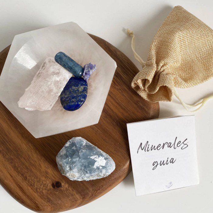 minerales para la espiritualidad