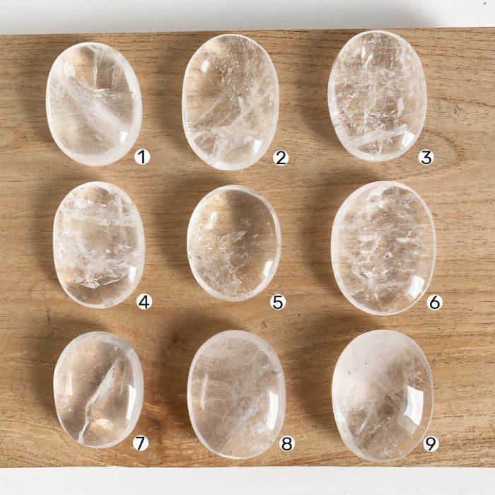 rodado de cuarzo cristal grande 2