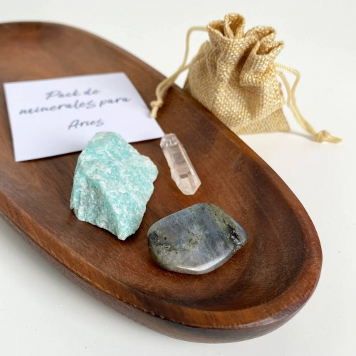 minerales para Aries