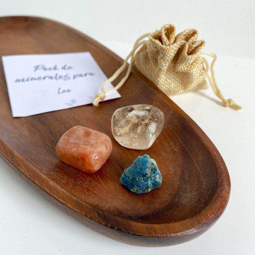 minerales para leo