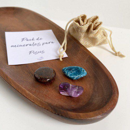 minerales para piscis