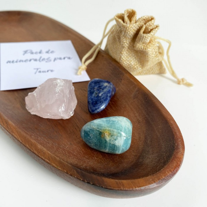 minerales para tauro
