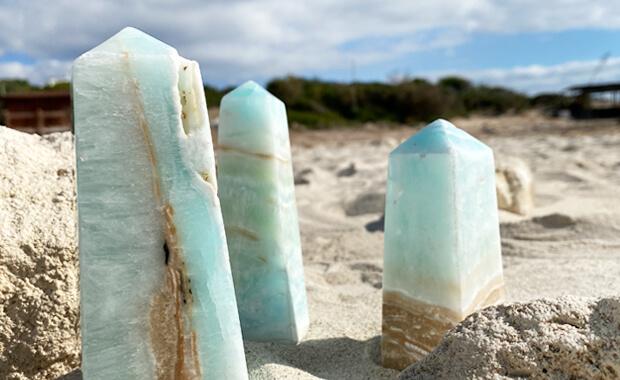 tienda de minerales y piedras naturales
