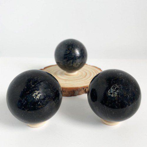 esfera de nuumita