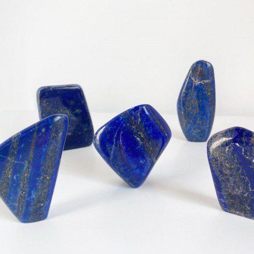 monolito de lapislázuli pequeño