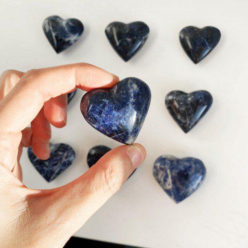 corazón de sodalita